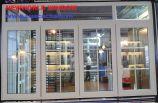 Cửa cách âm cửa nhựa uPVC cao cấp cửa sổ mở quay ra ngoài 4 cánh nhựa uPVC cao cấp có lõi thép Liên hệ: 0908.468.358 - 0918.468.358