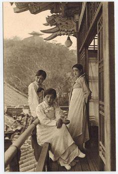 early 1900's Korea. ~