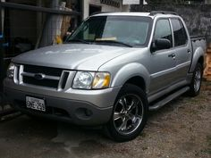 Big Baby, How Big Is Baby, Ford Sport Trac, Ford Explorer Sport, Ford Trucks, Cars, Vehicles, Sports, Ideas