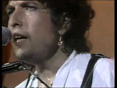 Bob Dylan & Ron Wood & Keith Richards-Blowin' in the Wind (Live aid 1985)