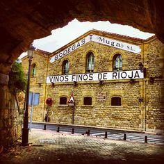 Bodegas Muga: Haro-la Rioja, Spain   devourtours.com