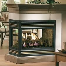 Check out This Page to Discover Quality Direct Vent, Multi-sided and Natural Gas Kingsman Fireplaces. Click the Link above and Find a Gas Kingsman Fireplace from Services Plus Today! 3 Sided Fireplace, Brick Fireplace Makeover, Home Fireplace, Fireplace Design, Fireplace Mantels, Fireplace Ideas, Mantles, Gas Fireplaces, Electric Fireplaces