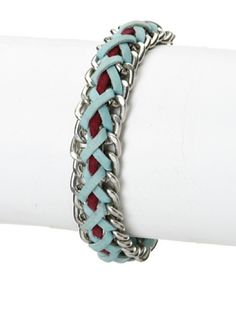 60% OFF Nissa Light Blue Kaya Bracelet