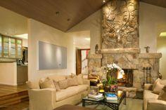 A beautiful living room. Aspen, CO Coldwell Banker Mason Morse Real Estate