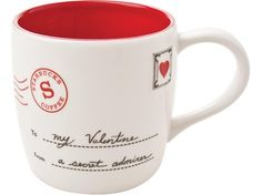 Starbucks Coffee Mugs | Sending My Love Mug by Starbucks Coffee | THE simple life