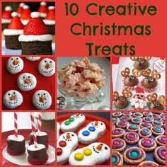 10 Yummy Christmas Treats | Making Time for Mommy