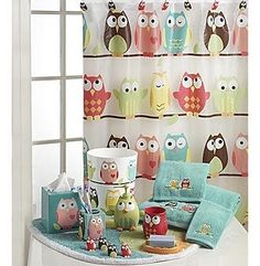 She loves her owls! Every time I tell her it's time for potty or bath she says 'owl' and hoots ;)
