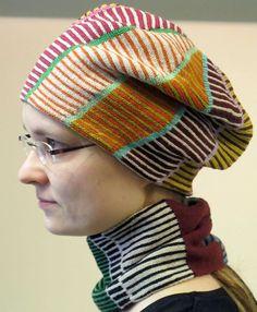 Marika Niskanen  knit hats