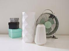 Vase Origami papier