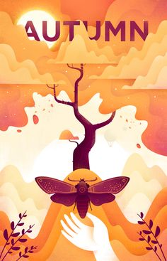 Fall has come by DAN Gartman