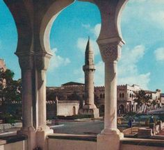13th century Arba Rukuun Mosque, Mogadishu