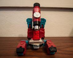 Transformers-Perceptor