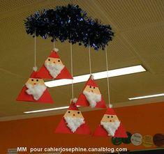 mobile Père-Noël