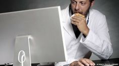 Sitting while working can increase risk of diabetes