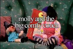 The Big Comfy Couch!