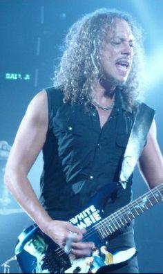 Kirk Hammett yeah!!
