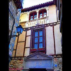 """Casa del Mozárabe. #Toledo #igerstoledo"" Photo taken by @fotoledo on Instagram, pinned via the InstaPin iOS App! http://www.instapinapp.com (03/28/2015)"