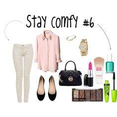 """Stay Comfy #6"" by reemtaha on Polyvore"