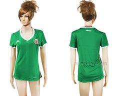 http://www.xjersey.com/201617-mexico-home-women-soccer-jersey.html Only$35.00 2016-17 MEXICO HOME WOMEN SOCCER JERSEY Free Shipping!