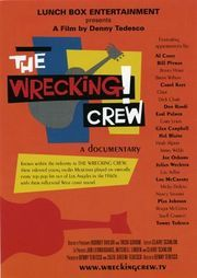 The Wrecking Crew (2008)  Great behind the scenes look into the LA backing band hit makers. And Carol Kaye is a badass. #rockdoc