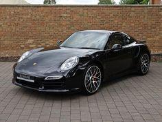 2015 (65) Porsche 911 (991) Turbo | Jet Black