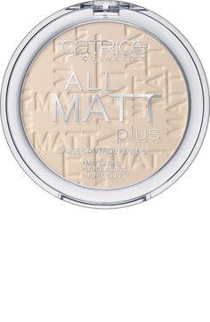 Gesichtspuder All Matt Plus Shine Control Powder Transparent 010
