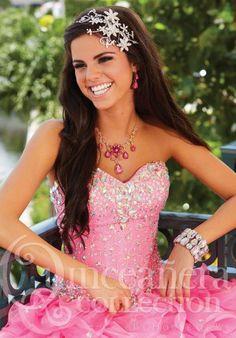 Tiffany Quince 26763 Dress