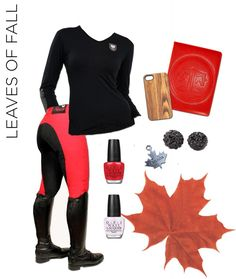 Fall is in the air, and its a season that brings out so many great colours! We thought we'd have a little fun and come up with some equestrian looks inspired by Autumn colours in this week&#8…