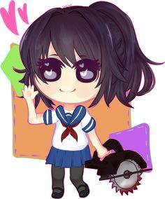 Hello Ayano~! by cherxe on DeviantArt