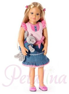 Kidz 'n' Cats Teresa Doll, a new doll from the Kidz 'n' Cats 2014 collection