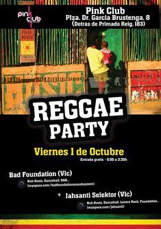 Reggae Party @PinkClub