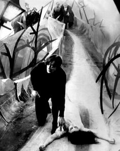 The Cabinet Of Dr Caligari - Lili Dagover and Conrad Veidt , Dr Caligari, Robert Wiene, Conrad Veidt, Tv Movie, Fritz Lang, Film Images, Famous Movie Quotes, Expositions, Kandinsky