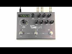 TimeLine - Multidimensional Delay Effects - Delay Pedal - strymon