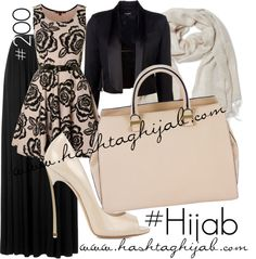 Hashtag Hijab Outfit #200