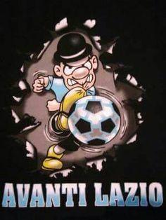 Il tuo ciondolo non lo scorderò mai Ss Lazio, Image Foot, Posters, Stickers, Casual, Soccer Pictures, Sports, Comic, Funny