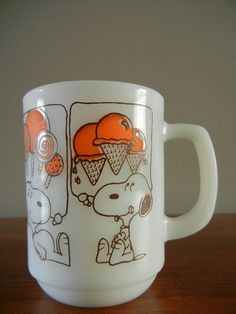 Vintage Fire King Mug Oven Proof Anchor Hocking by EarthsTrove, $36.99