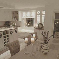 There is only a little bit of country house decoration left Dream kitchen. There is only a little bit of country house decoration left Cuisines Design, Beautiful Kitchens, Home Fashion, Interior Design Living Room, Interior Decorating, Home And Living, Modern Living, Home Kitchens, Kitchen Decor