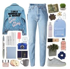 """""""i hate that i want you"""" by julyuhnah ❤ liked on Polyvore featuring High Heels Suicide, Vetements, NIKE, Christy, Sharpie, Royce Leather, Royal Doulton, Clinique, Natasha Couture and Bobbi Brown Cosmetics"""