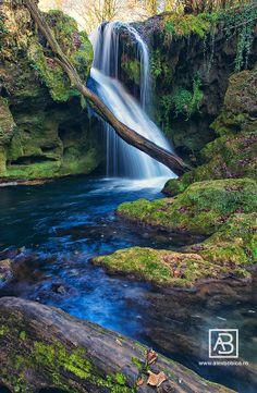 Chorus #alexbobica #photography #Romania #waterfall