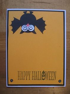 Owl Punch Series by Carolynn - Cards and Paper Crafts at Splitcoaststampers