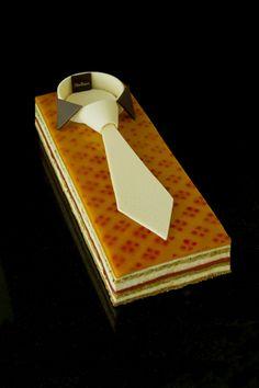 Bonne fête Papa !  OLIVIER BAJARD - Meilleur Ouvrier de France de Pâtisserie - - Carte des desserts - Printemps/Eté 2012