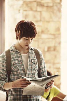 Lee Jong Hyun : Colin : A Gentleman's Dignity