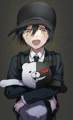 New Danganronpa V3, Danganronpa Characters, Anime Characters, Diabolik, Trigger Happy Havoc, Hobby Horse, Chibi, Anime Art, Fan Art