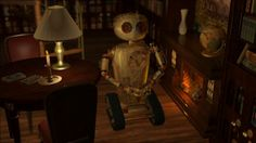 Clockwork Robot :)