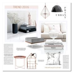 """TREND 2016"" by efashiondiva7 ❤ liked on Polyvore featuring interior, interiors, interior design, home, home decor, interior decorating and Joybird Furniture"