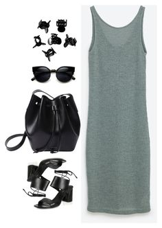 """""""Untitled #255"""" by lindsjayne ❤ liked on Polyvore featuring Zara, 3.1 Phillip Lim, Rachael Ruddick, ZeroUV and H&M"""