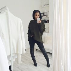 """Gefällt 14.8 Tsd. Mal, 98 Kommentare - Shirley B. Eniang (@shirleybeniang) auf Instagram: """"This Zara jumper's an oldie, but still love it. I wore it in my newest video with KezKat. Have you…"""""""