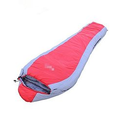 KINGDE indoor camping thicken cotton adult red sleeping bagSBZ27 * You can get more details by clicking on the image.