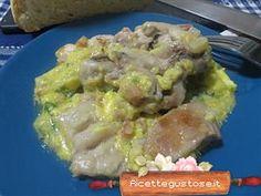 Carne, Potato Salad, Potatoes, Ethnic Recipes, Food, Potato, Essen, Meals, Yemek