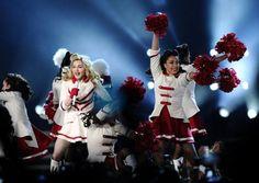 Madonna TT Arena'yı salladı.